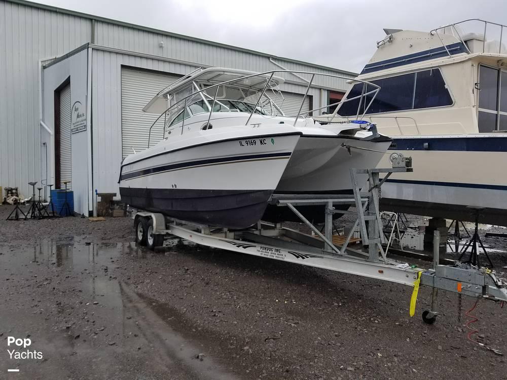 2007 Glacier Bay boat for sale, model of the boat is 2670 Island Runner & Image # 11 of 40