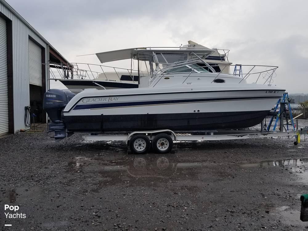 2007 Glacier Bay boat for sale, model of the boat is 2670 Island Runner & Image # 15 of 40