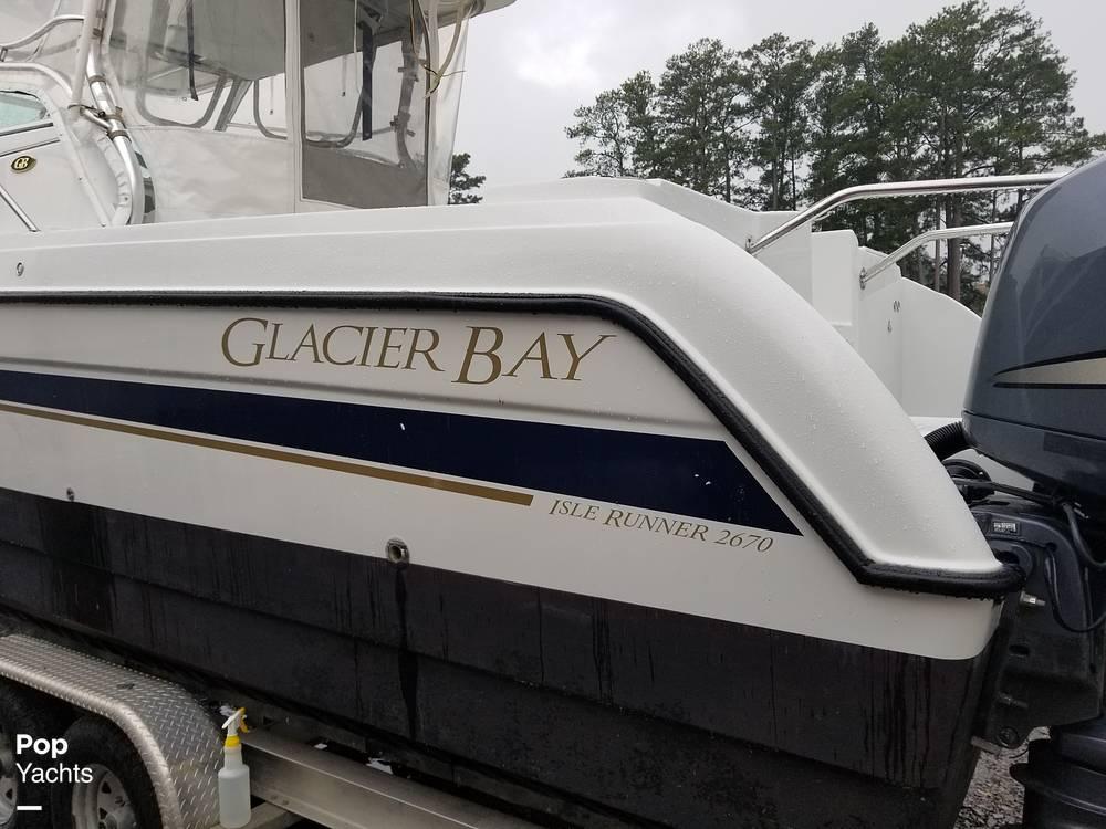 2007 Glacier Bay boat for sale, model of the boat is 2670 Island Runner & Image # 17 of 40