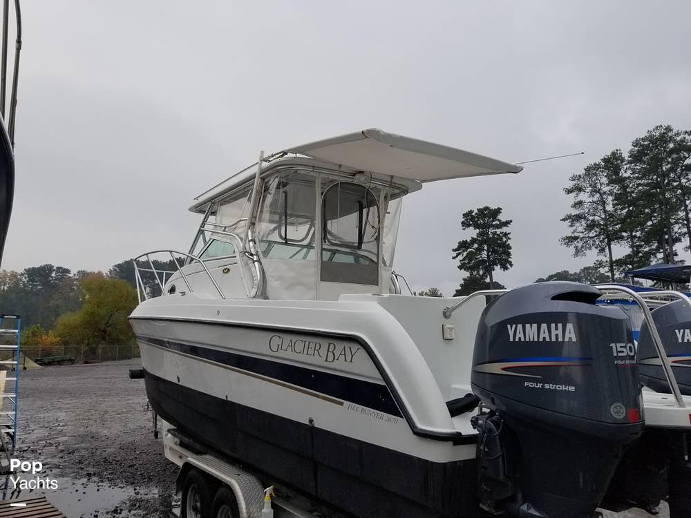 2007 Glacier Bay boat for sale, model of the boat is 2670 Island Runner & Image # 20 of 40