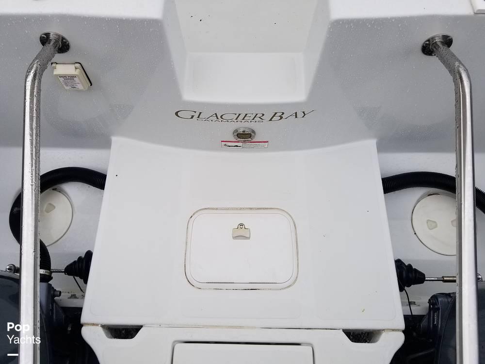 2007 Glacier Bay boat for sale, model of the boat is 2670 Island Runner & Image # 24 of 40