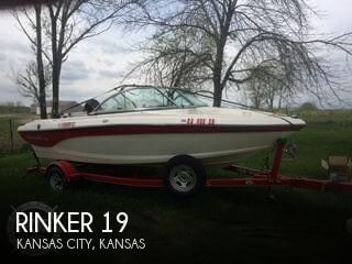 Used Boats For Sale in Kansas City, Missouri by owner | 2011 Rinker 19