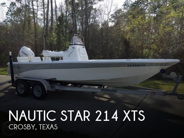 Used Nautic Star Boats For Sale by owner | 2014 Nautic Star 22