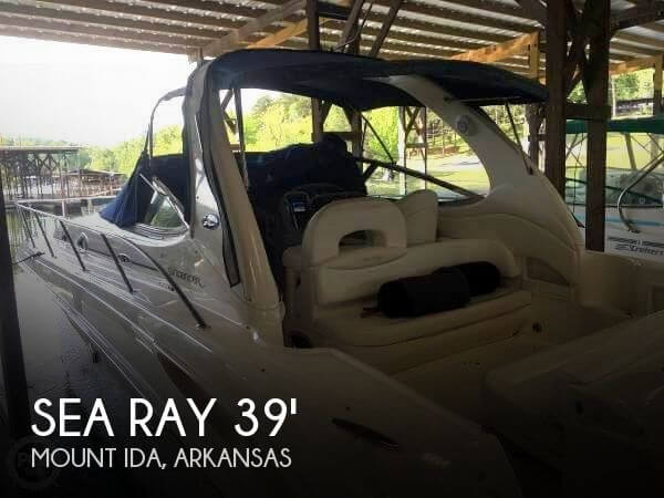 Used Boats For Sale in Fort Smith, Arkansas by owner | 2002 Sea Ray 360 Sundancer