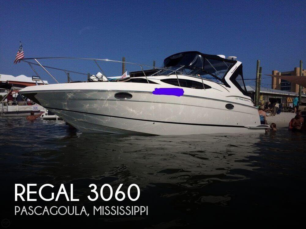 Used Boats For Sale in Mississippi by owner | 2005 Regal 31