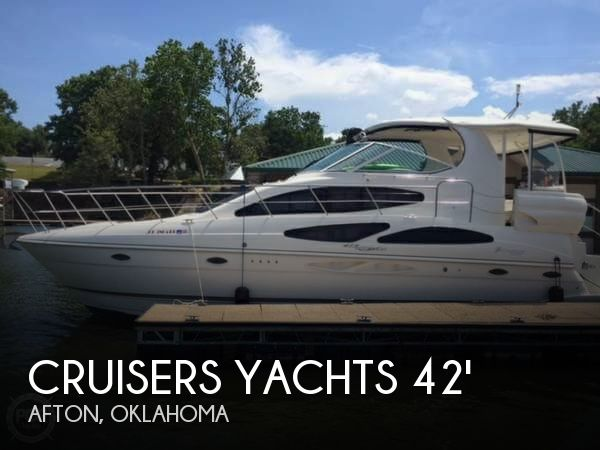 Used Boats For Sale in Tulsa, Oklahoma by owner | 2007 Cruisers Yachts 41