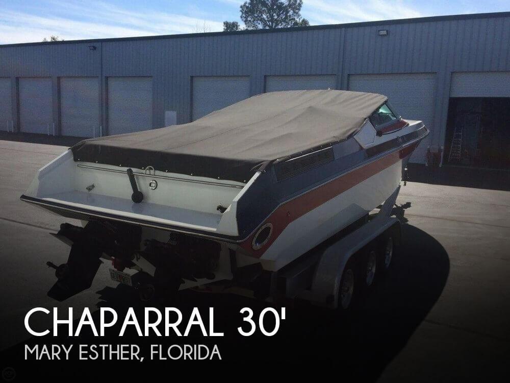 1988 CHAPARRAL VILLIAN IV for sale