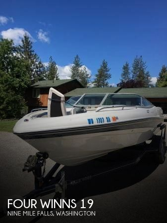 Used Four Winns 19 Boats For Sale by owner | 2000 Four Winns 19