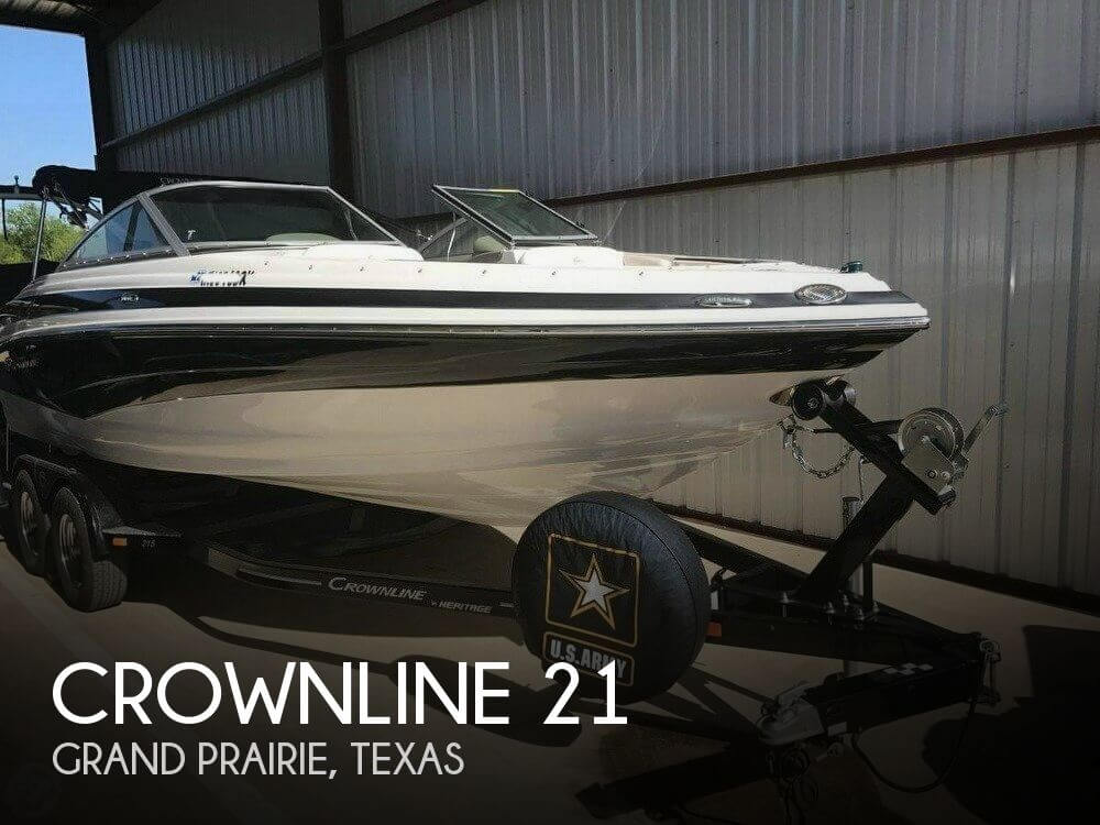 Used Crownline Boats For Sale in Texas by owner | 2012 Crownline 21