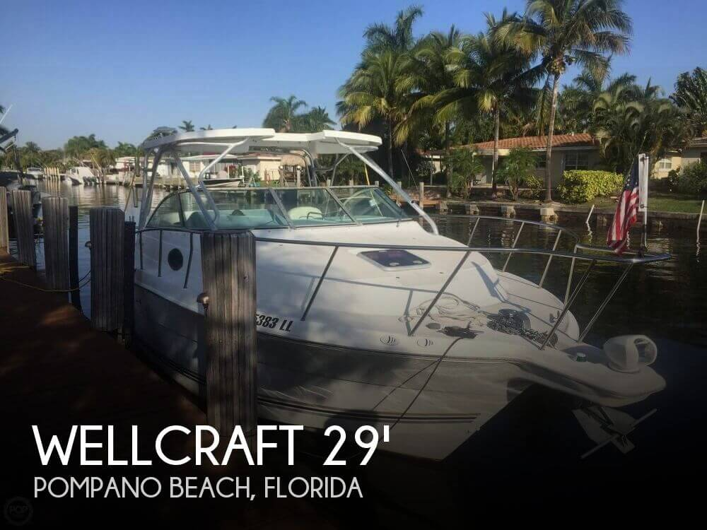 2000 Wellcraft Coastal 290