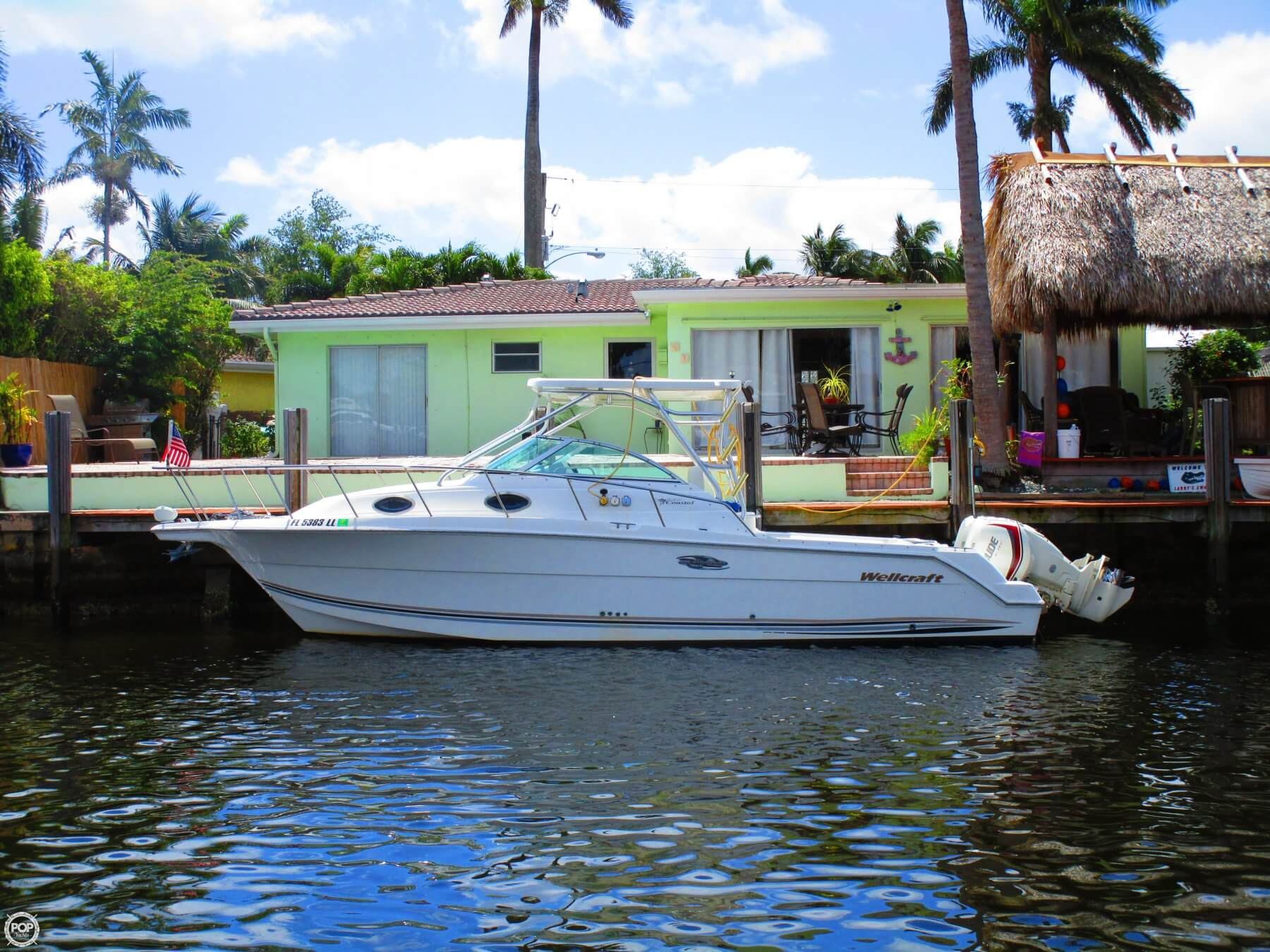 Wellcraft 290 Coastal boat for sale in Pompano Beach FL for $52 900
