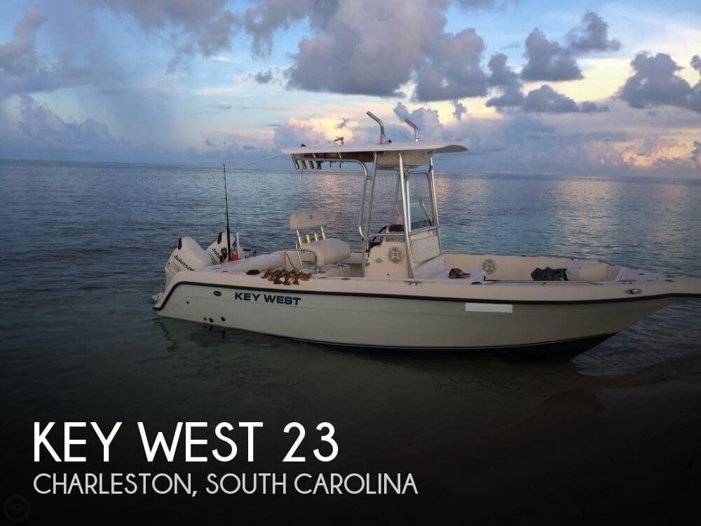 Used Key West Boats For Sale by owner | 2003 Key West 23