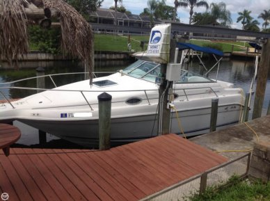 Sea Ray 250 Sundancer, 24', for sale - $18,500