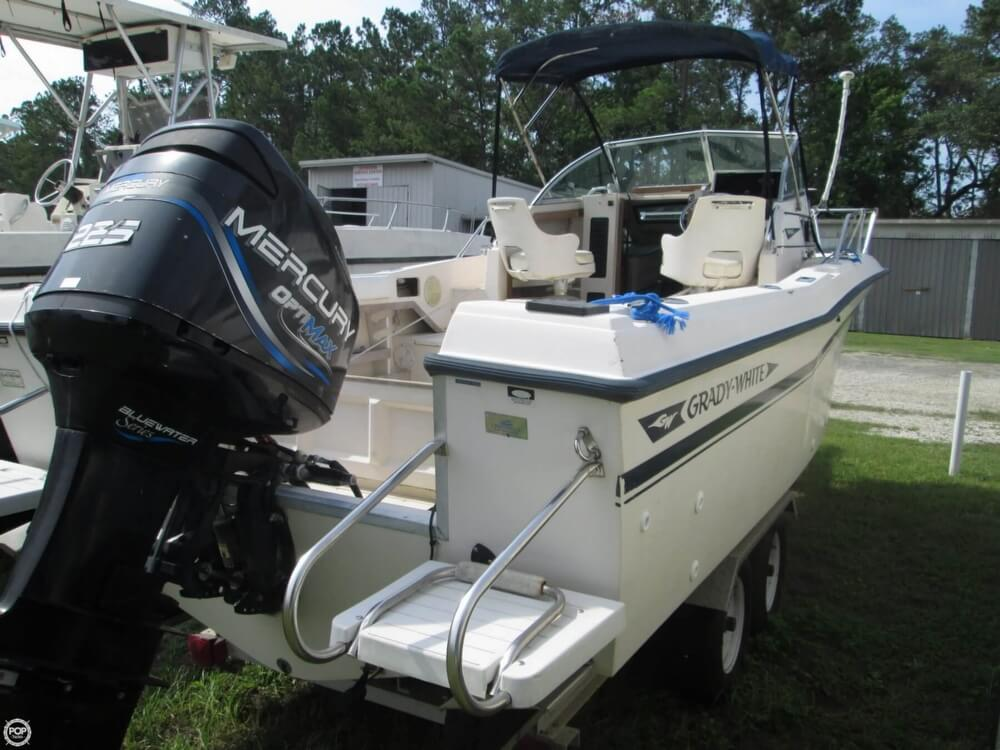 1992 Grady-White boat for sale, model of the boat is Seafarer 226 & Image # 8 of 40