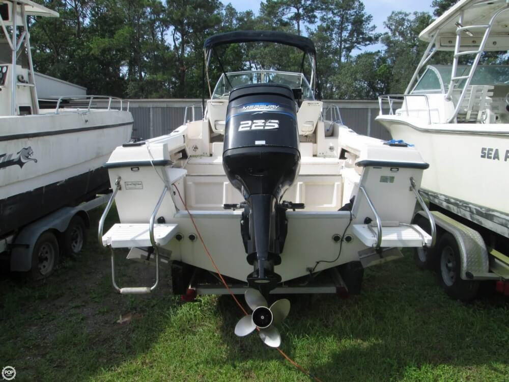 1992 Grady-White boat for sale, model of the boat is Seafarer 226 & Image # 9 of 40