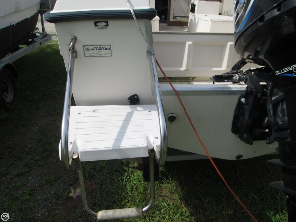 1992 Grady-White boat for sale, model of the boat is Seafarer 226 & Image # 15 of 40