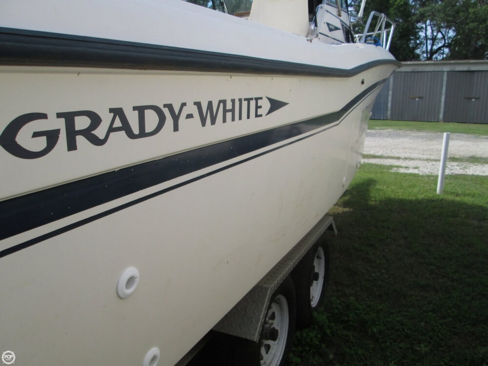 1992 Grady-White boat for sale, model of the boat is Seafarer 226 & Image # 17 of 40