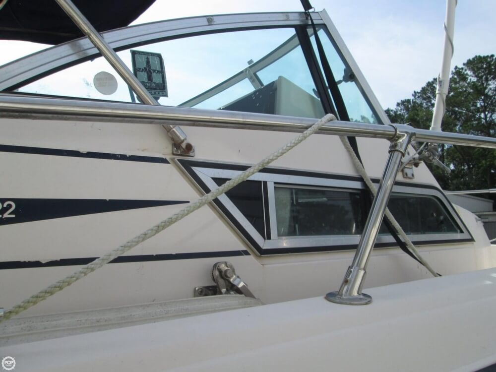 1992 Grady-White boat for sale, model of the boat is Seafarer 226 & Image # 22 of 40