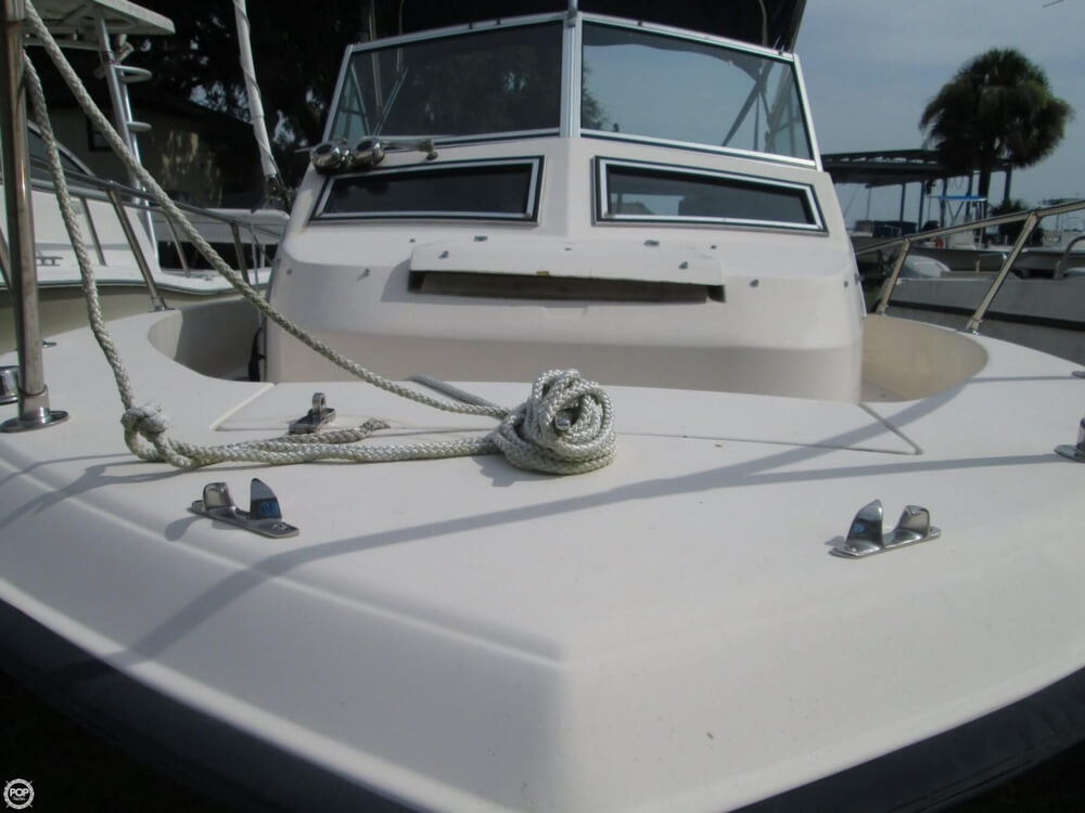 1992 Grady-White boat for sale, model of the boat is Seafarer 226 & Image # 23 of 40