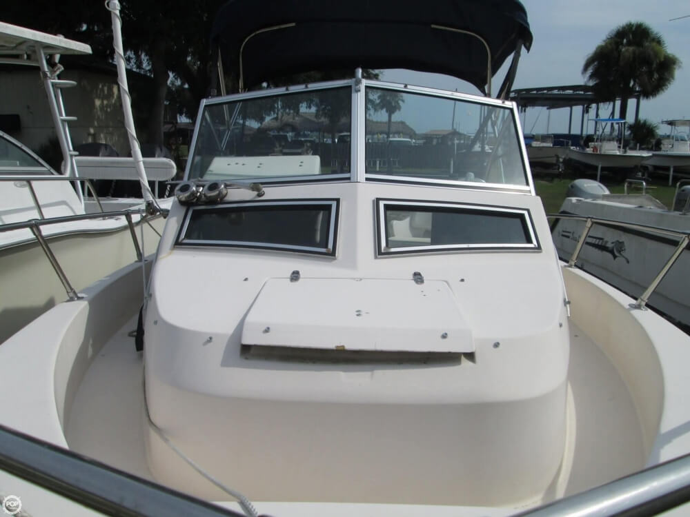 1992 Grady-White boat for sale, model of the boat is Seafarer 226 & Image # 24 of 40