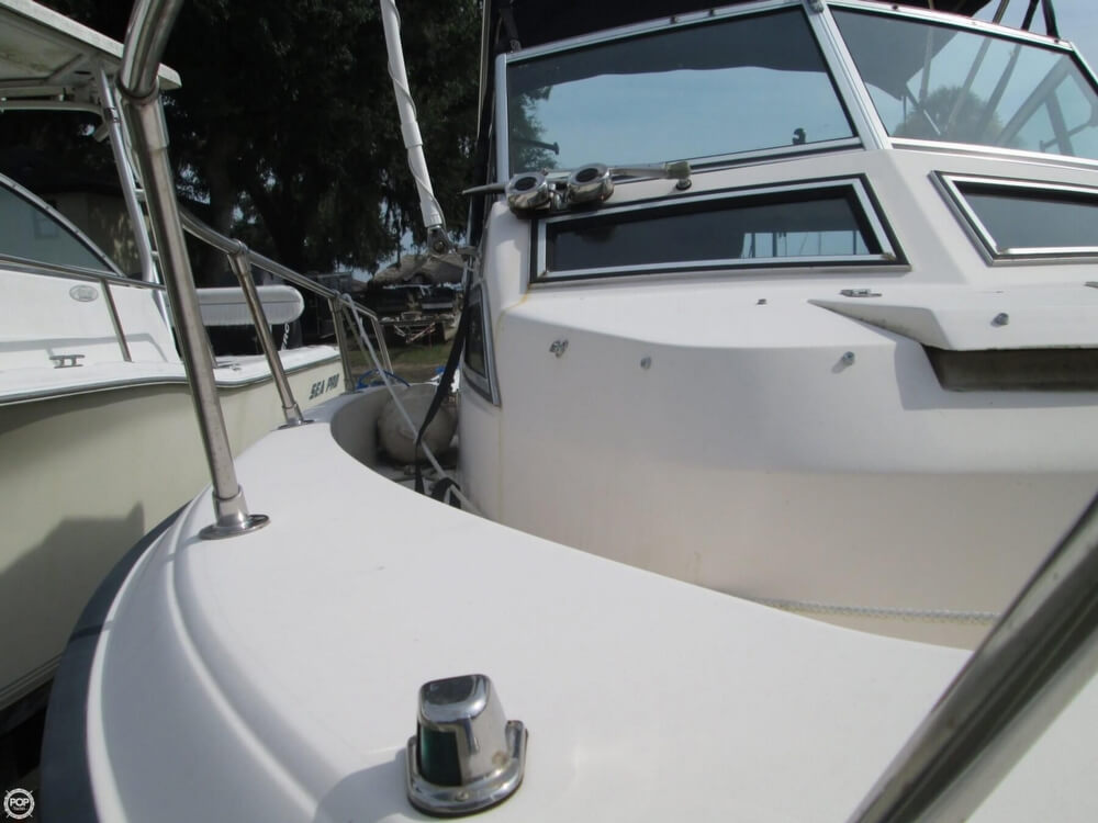 1992 Grady-White boat for sale, model of the boat is Seafarer 226 & Image # 27 of 40