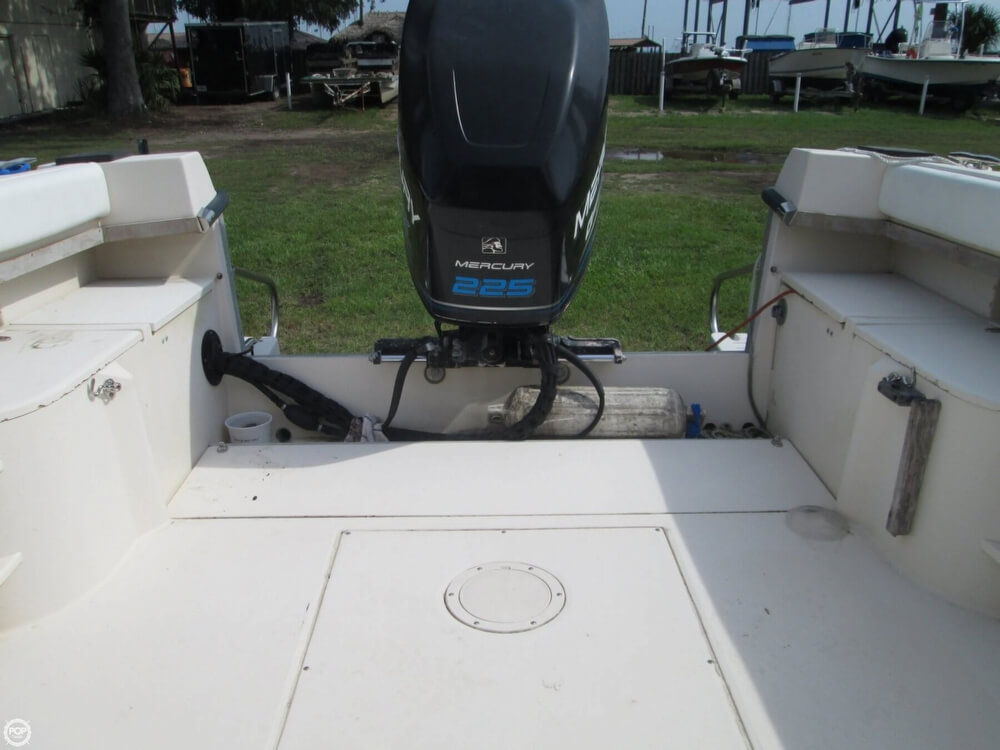 1992 Grady-White boat for sale, model of the boat is Seafarer 226 & Image # 31 of 40