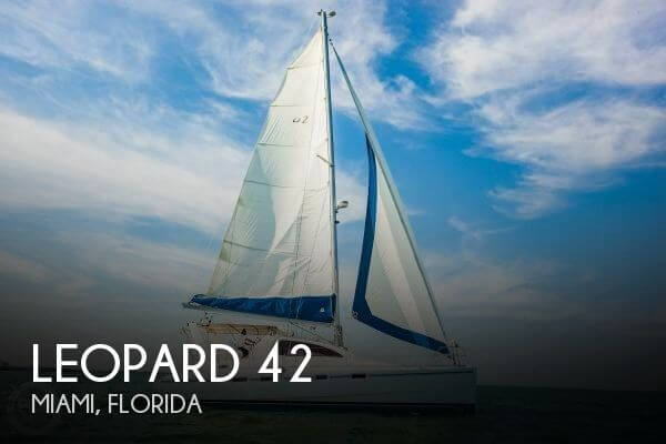 Used Sailboats For Sale in Florida by owner | 2002 Leopard 42