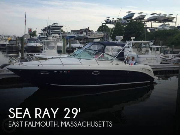 Used Sea Ray 29 Boats For Sale by owner | 2004 Sea Ray 29