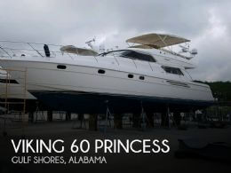 1999 Viking 60 Princess