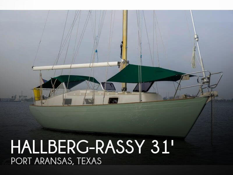 Used Sailboats For Sale in Texas by owner | 1974 Hallberg-Rassy 31