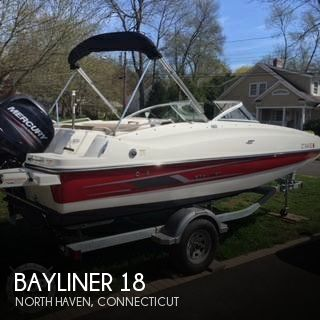 2014 BAYLINER 18 for sale