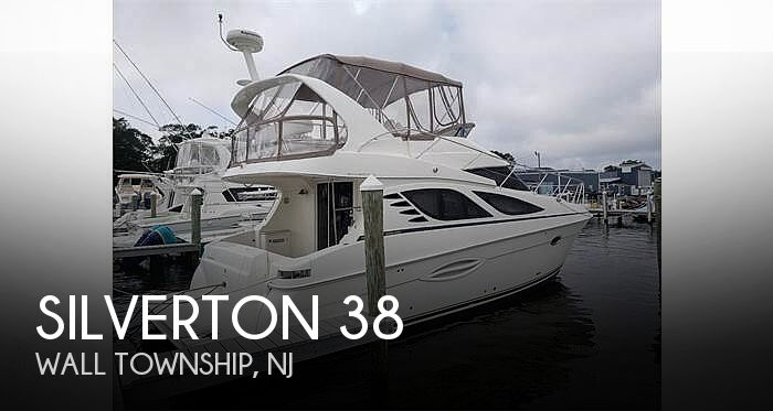 Used Silverton Boats For Sale by owner | 2005 Silverton 38