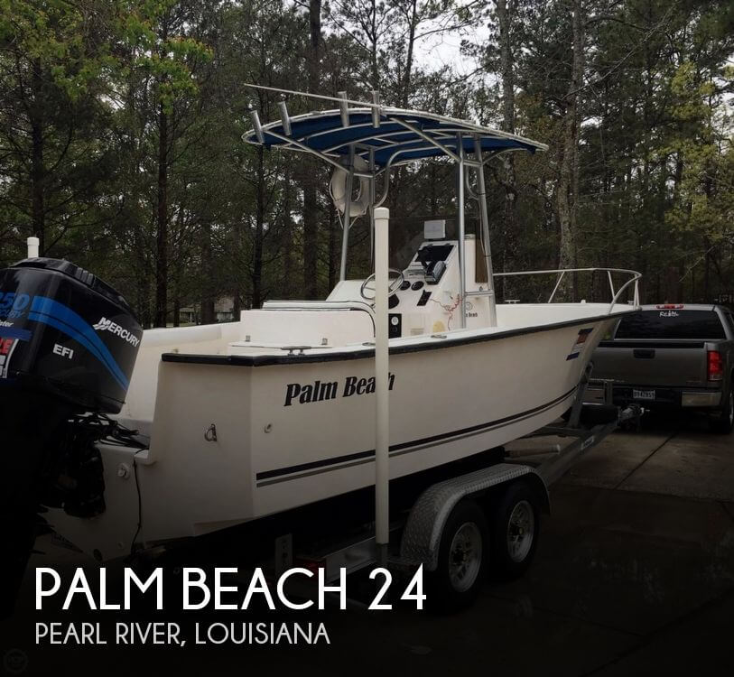 Used Palm Beach Boats For Sale by owner   2005 Palm Beach 24
