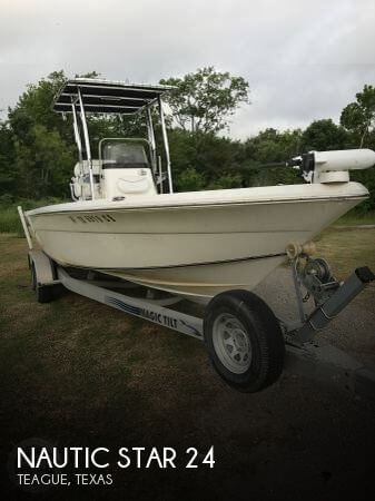 Used Boats For Sale in Waco, Texas by owner | 2014 Nautic Star 24