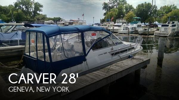 Used Carver 27 Boats For Sale by owner | 1996 Carver 27