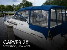 1996 Carver 280 Mid Cabin Express