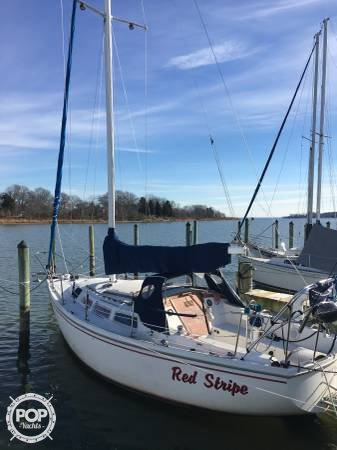 1976 CATALINA YACHTS 30 for sale