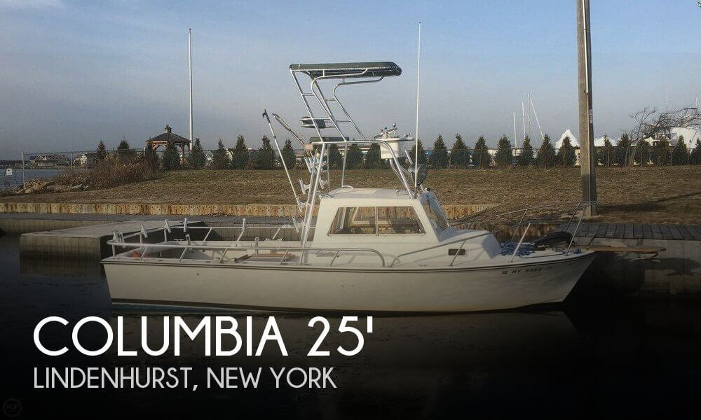 Used Columbia Boats For Sale by owner | 1989 Columbia 25
