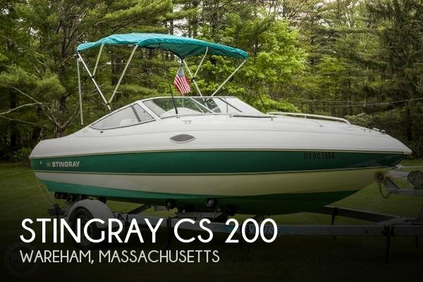 Used Boats For Sale by owner | 2001 Stingray 20