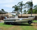 2001 Sea Fox 215 Bay Fisher