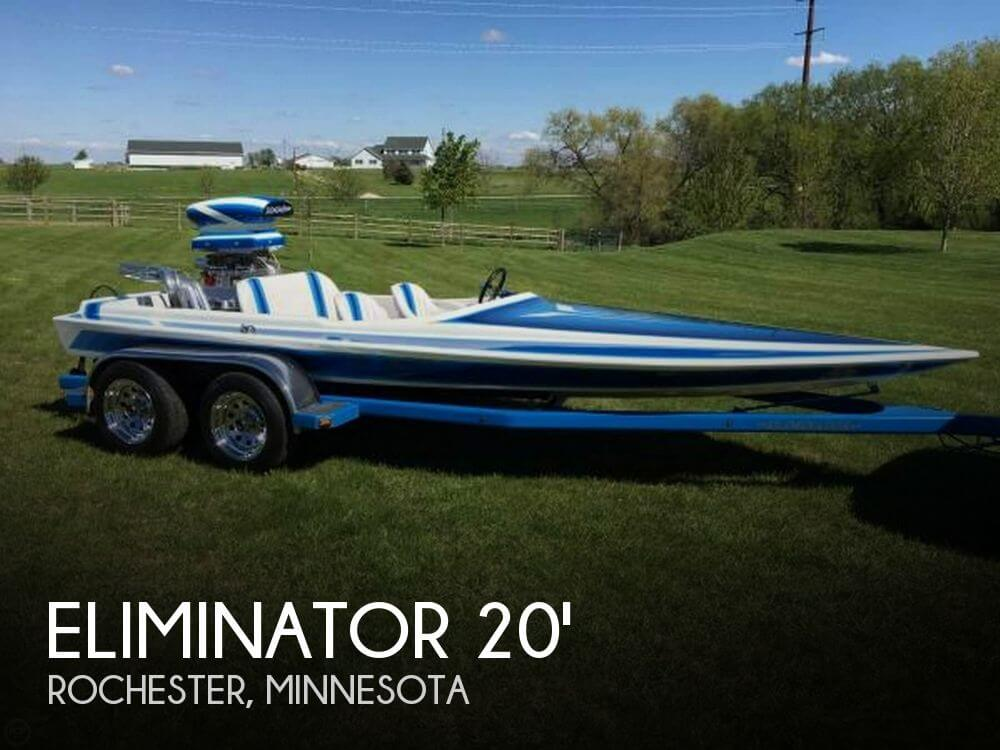 Used ELIMINATOR Boats For Sale by owner | 1981 Eliminator 19