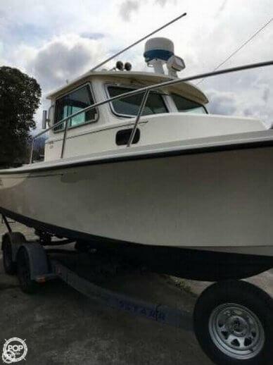 Parker Marine 2120 SC Sport Cabin, 26', for sale - $38,900