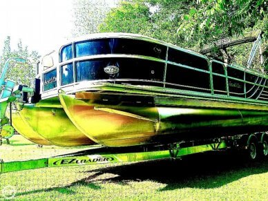South Bay 524RSTT~ TRITOON, 25', for sale