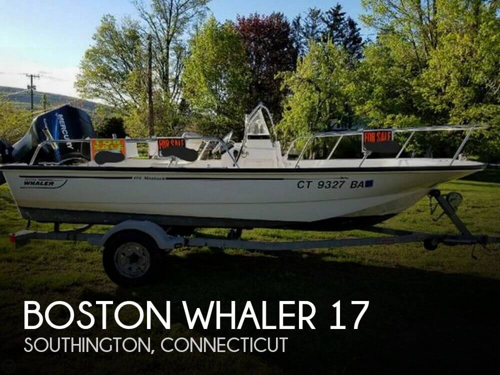 Used Boston Whaler 17 Boats For Sale by owner | 2005 Boston Whaler 17