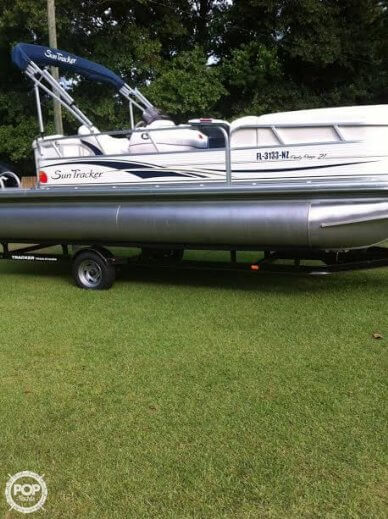 Sun Tracker 21, 21', for sale - $20,000