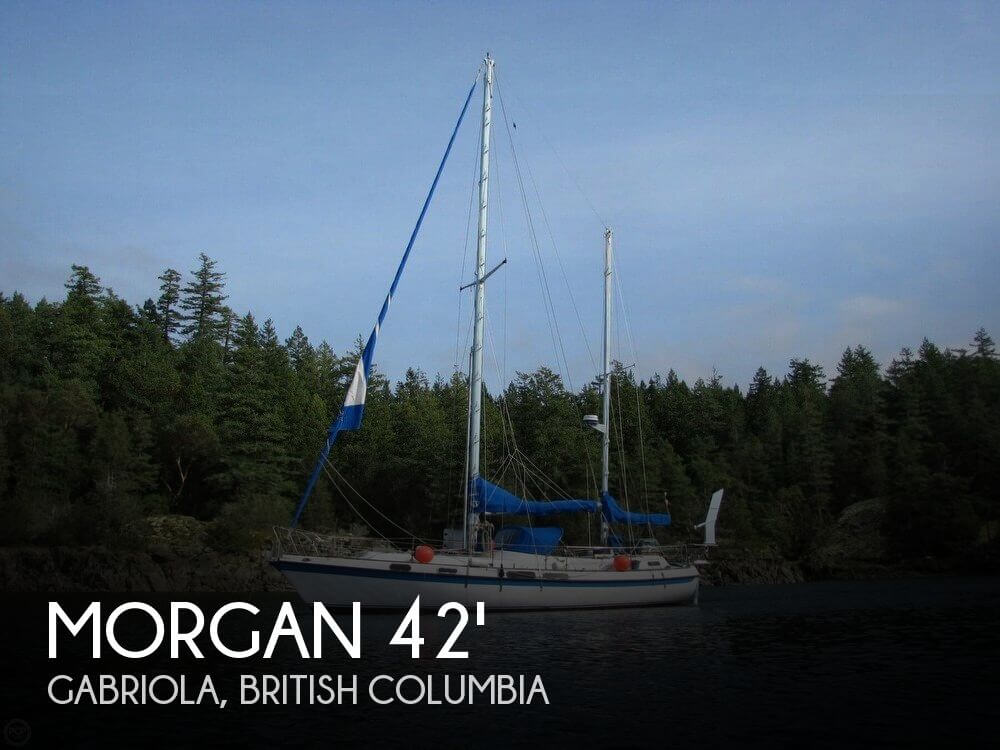 Used Morgan Boats For Sale by owner | 1973 Morgan 42