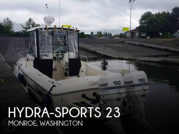 Used Hydra-Sports Boats For Sale by owner   1997 Hydra-Sports 23