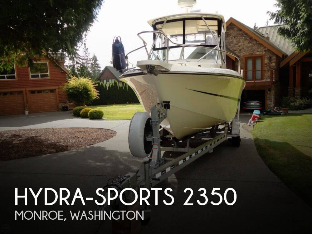 1997 HYDRA SPORTS 2350 for sale