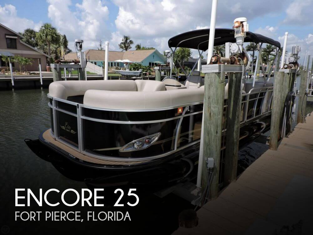 Used Pontoon Boats For Sale In Florida - Page 1 of 13 | Boat