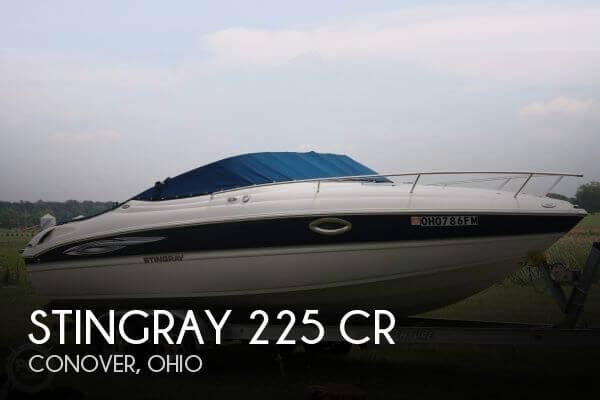 Used Stingray Ski Boats For Sale by owner | 2011 Stingray 22